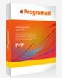<b>eProgramari</b><br><br>Permite gestionarea clientilor, a personalului propriu, orarul si calendarul programarilor.